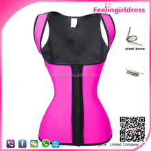 Pink wholesale bulk sexy corset womens back support corset in stock