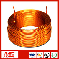Free Sample China Manufacturer Polyimide Enamelled Copper Wire For Motors