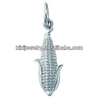 china supplier ear of corn harvester charm