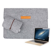 For 12 Inch Apple New MacBook Sleeve Bag Case Cover Laptop Notebook Carrying Case Bag for The New Macbook 12""