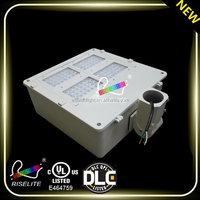 UL 200 watt led parking street light square led shoebox light led tennis light