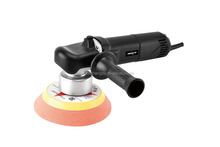 710W professional dual action car polisher 8mm