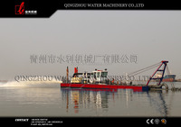 Hot Selling 100% New Hydraulic Dredger Machinery, Cutter Suction Dredger For Sale
