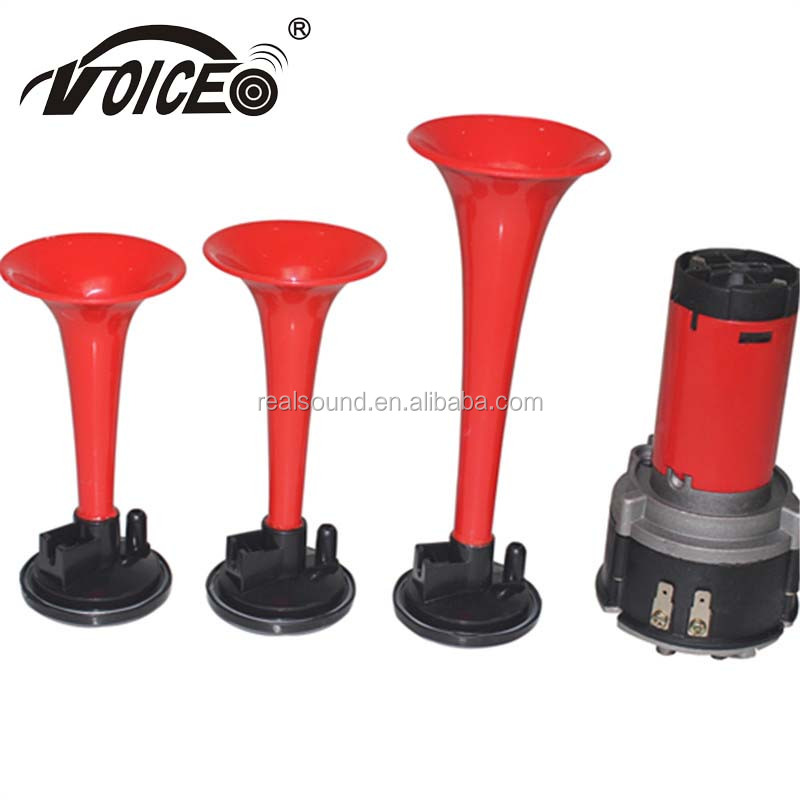 12V Super Loud Strong Air Horn for Sale