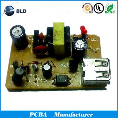 High Precision PCB Manufacturer for Home Security PCBA In Shenzhen