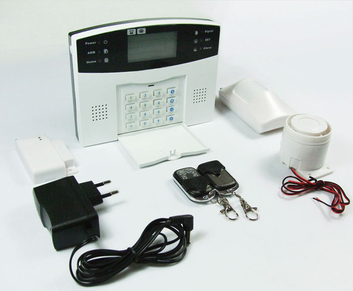 good start business wired alarm auto dialer for new customers