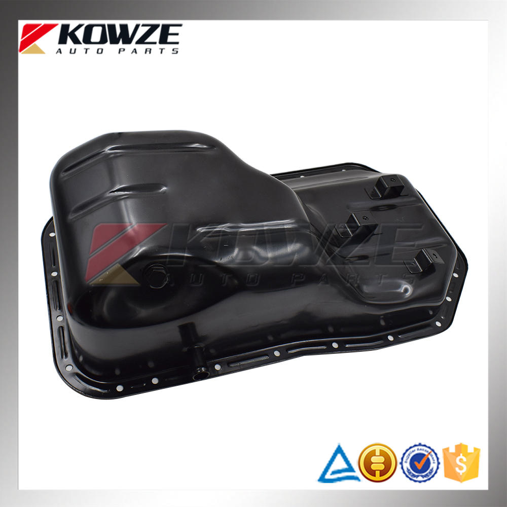 Car Engine Oil Pan For Mitsubishi L200 K74T 4D56 MD371263