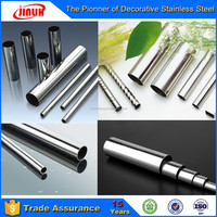 Special Stainless Steel Hairline Pipe and Tube
