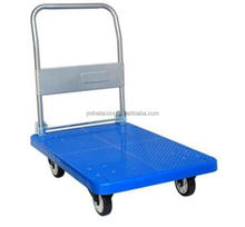 Detachable Plastic Flat Cart for Utility Transporting in Hotel, Restaurant & Warehouse
