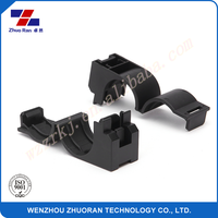 auto connector buckle and Car/truck sheath black plastic clip series XJ-19/-22/-25
