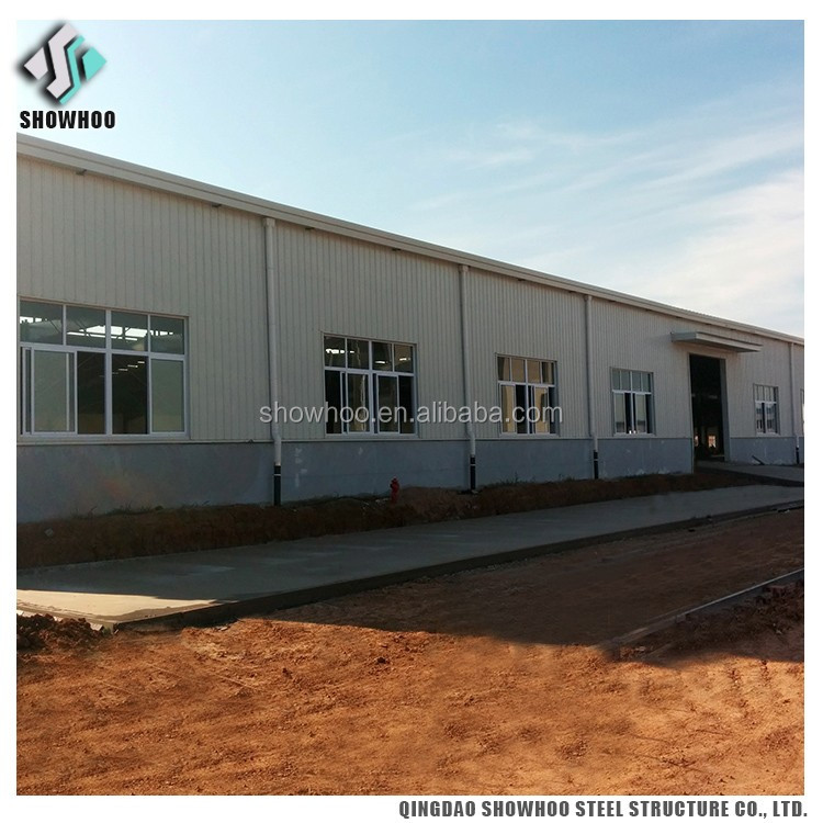 Industrial Metal Construction Designs Prefabricated Sheds