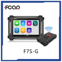 all small cars, heavy duty truck, key program, FCAR F7S G SCAN TOOL