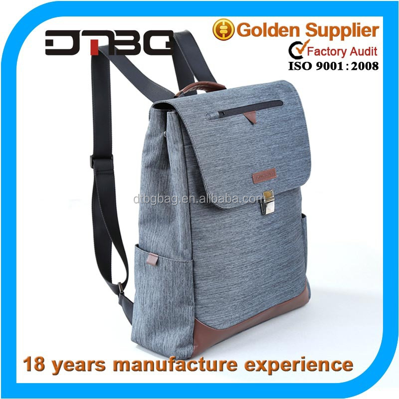 trendy waterproof laptop backpack case for lenovo