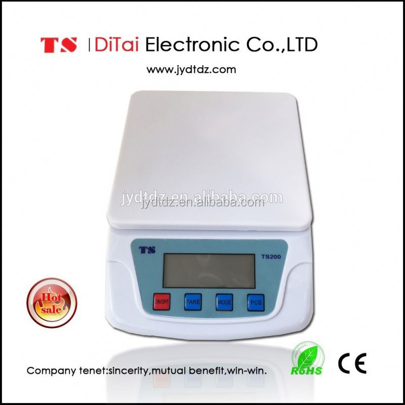 TS200 5kg 0.1g hot sale 1 6 scale tanks electronic