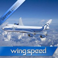 cheapest air freight forwarder/alibaba delivery express/door to door custom clearance services from China to Italy/Rome