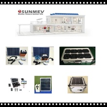 High efficiency 5kw solar system from China factory directly selling with lowest price