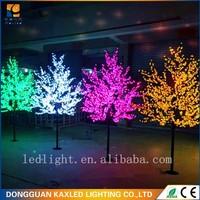 Green Garden Decorative Led Cherry Blossom Tree Light