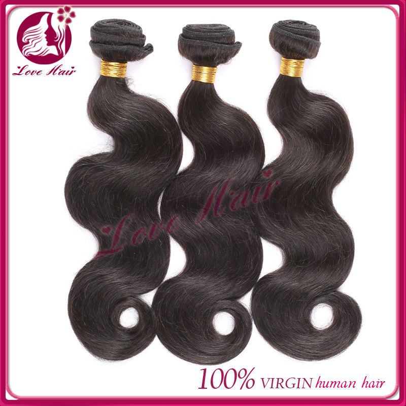 names of human hair hot selling products wholesale beauty trio brazilian body wave