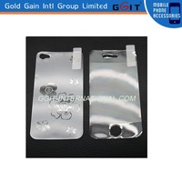 High Clear Screen Protector For Iphone 4S 3D Screen Protector