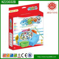 Most popular product B/O fishing disc fishing game toys