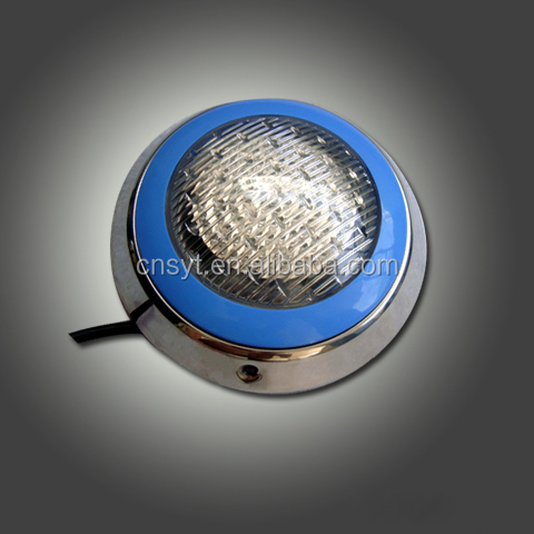 High quality RGB 12v par56 led swimming pool light 40w 54w with IP68 waterproof