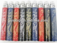 halloween party cosplay ego battery fashion gold dragon cheap e cig batteries
