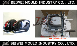 Plastic Injection Motorcycle/Motorbike Two Wheeler side box mould