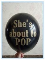 9 inch printed latex balloons