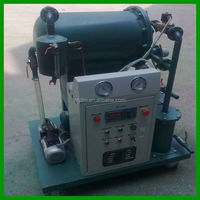 Turbine vacuum oil purifier, oil and water separator, Lube Oil Recovery