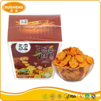 Crisps Snack Food Price List Grain Roasting Box Corn Flakes