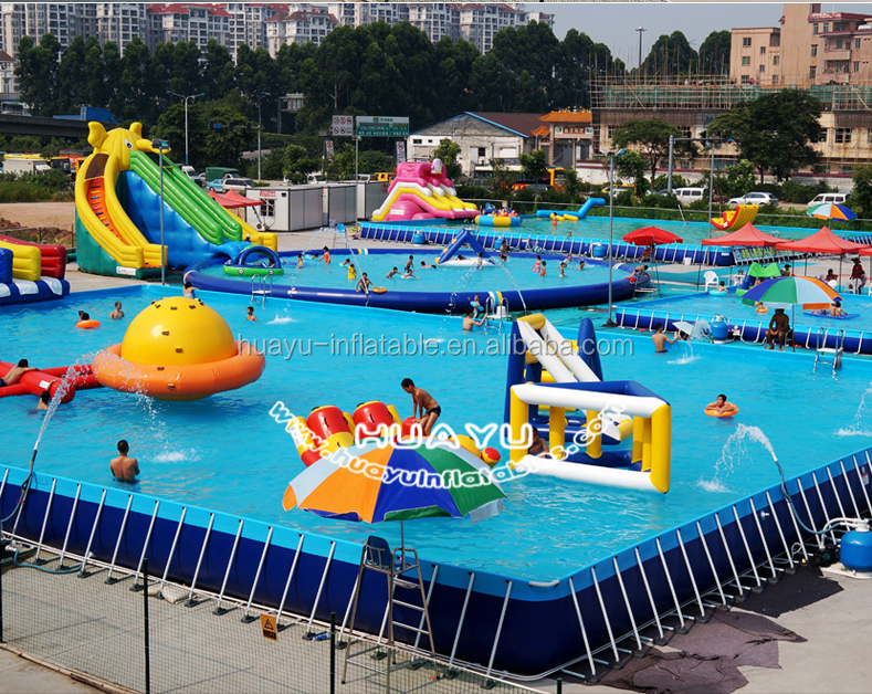 modern style swimming pool factory price/Piscina trama/outdoor rubber swimming pool