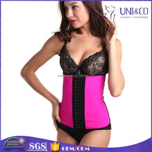Wholesale Cheap Latex Waist Training Corsets for Sexy Ladies