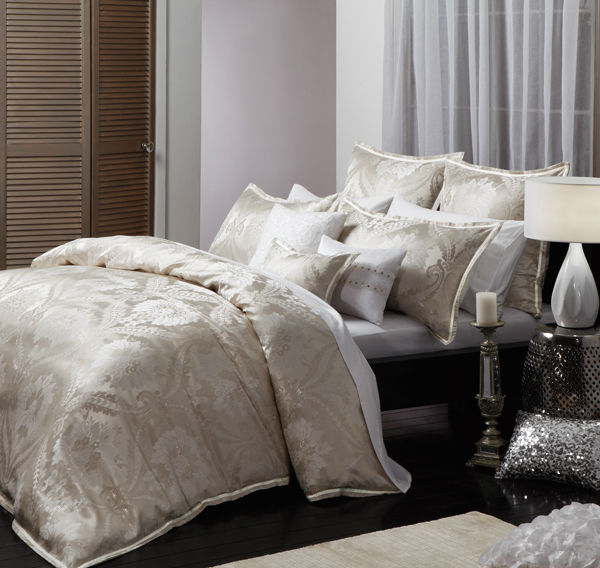"Pratesi"" bamboo design fiber fabric for bedding set"