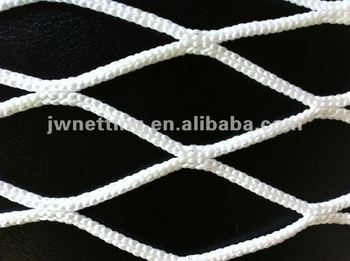 Nylon Raschel Knotless Net, Thick Twine, Safety Net
