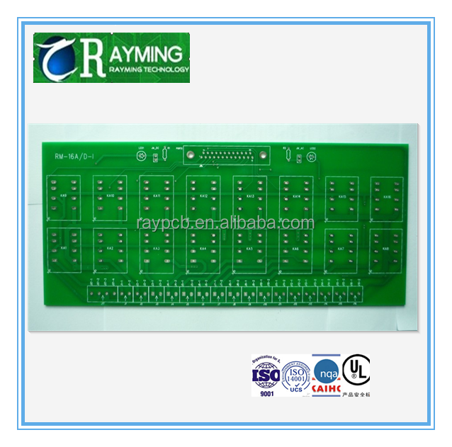 V-cut usb mp3 player circuit board/mp3 pcb board/mp5 circuit board