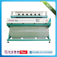 India hot sale Pulse CCD color sorter machine from China