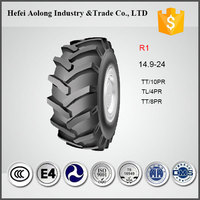 Top brand China R1 tread new agricultural 14.9x24 tractor tires