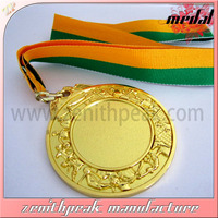 high quatity empty medal,embossed medal of homor,customized olympic gold medals for sale