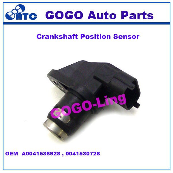 Gogo Crankshaft Position Sensor For Mercedes W203 C-klasse