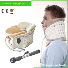 Taobao hot selling inflatable massage neck brace