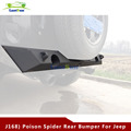 Poison spider Rear bumper for jeep wrangler 2007+