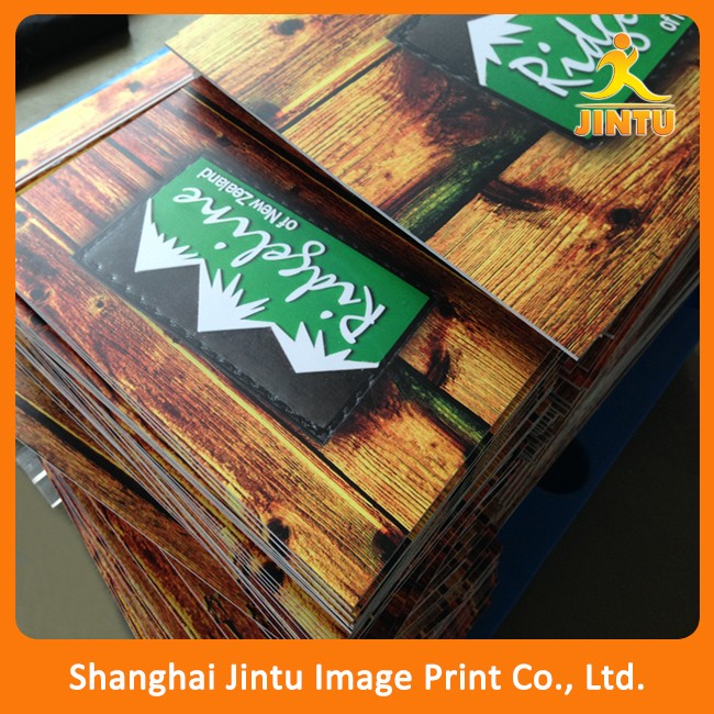 Die cut digital pvc foam board with printing print poster