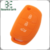 china supplier Hyundai 3 button flilp modified remote car key silicone cover
