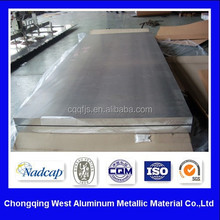 2014 newest hot selling bending anodized aluminum plate