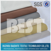 100% Polyester 210d 3 pass coating blackout fabric for window curtain