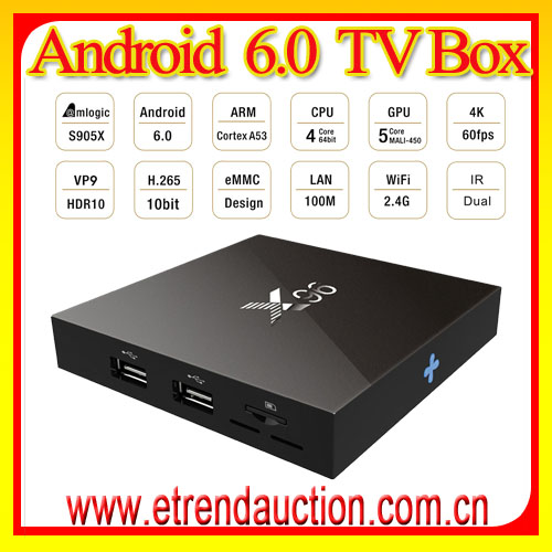 Best Google Android satellite receiver with hard drive Android TV Set-Top Box for TV live