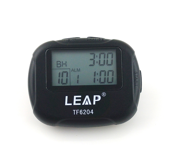 TF6204 Programmable Interval <strong>Timer</strong> for boxing,tabata and GYM training
