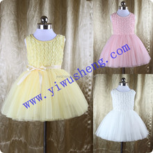 Baby Tutu Dresses Flower Girl Party Dresses For Girls Of 7 Years Old