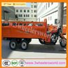 2014 import China new design motor tricycle vehicles for disabled/five wheel motorized adult tricycle for sale