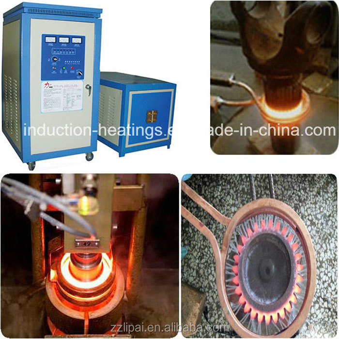 high frequency inside hole induction hardening machine